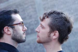 """Showdown! Eric """"bacon legs"""" (or white rose) vs. Paul"""