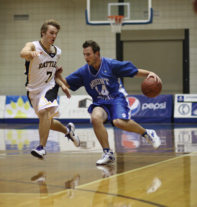 Reflector Archives. The Cougars men's basketball team is looking to repeat their ACAC title performance of 2008-09.