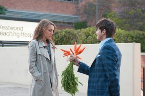 Photo courtesy of celebritywonder.com. Natalie Portman and Ashton Kutcher's chemistry is surprising in the romantic comedy No Strings Attached.