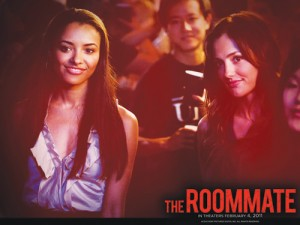 Photo courtesy of allmoviephoto.com. Minka Kelly is dealing with one freaky roommate who turns into a stalker... and a killer in the thriller The Roommate.