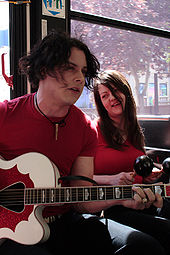 Jack and Meg White of The White Stripes will likely be remebered well for their influence and innovation among other things. Photo courtesy of Wikipedia.