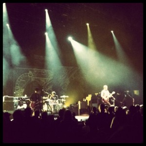 Queens Of The Stone Age delivered a memorable performance at the Jubilee. Photo by Vinciane de Pape
