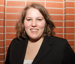 Meghan Melnyk, the former president of the SAMRU, has been charged with a bank robbery occuring on Feb. 29, 2012.