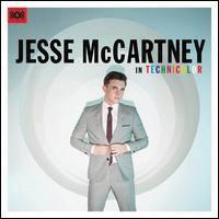 CD--JesseMcCartney-InTechnicolor