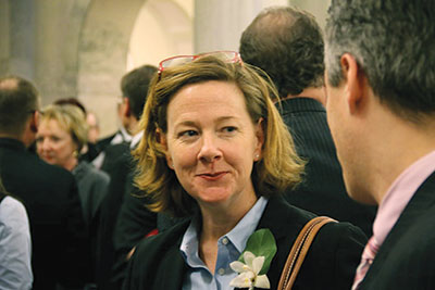 After Calgary-Elbow MLA Alison Redford's resignation, a byelection will be called to find a new MLA. Photo courtesy: flickr / Dave Cournoyer