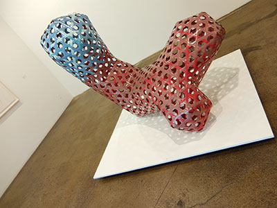 """Sculpture"" runs at Trépanier Baer Gallery through Nov. 1. Admission is free. Photo: Sasha Semenoff"