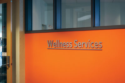 Take a look at the different benefits offered to MRU students. Wellness Services offers free counseling, therapy and workshops to the campus community. Photo: Albina Khouzina
