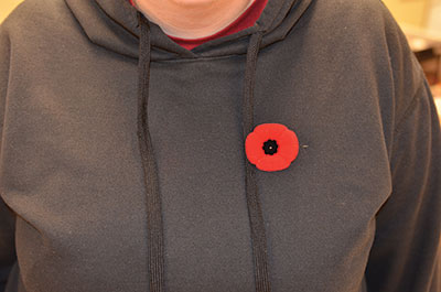 Honour those who fought for this country with different activities happening all over the city this November. One of the easiest things to do is wear a poppy. Drop some change into one of the many donation boxes that popped up this month to help a veteran in need. That loonie in your pocket could really really go a long way. Photo illustration: Albina Khouzina