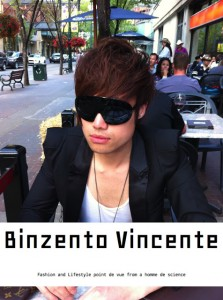 Binzento Vincente blog