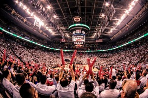Raptors fans get ready: NBA fever is coming to Calgary for a brief time.