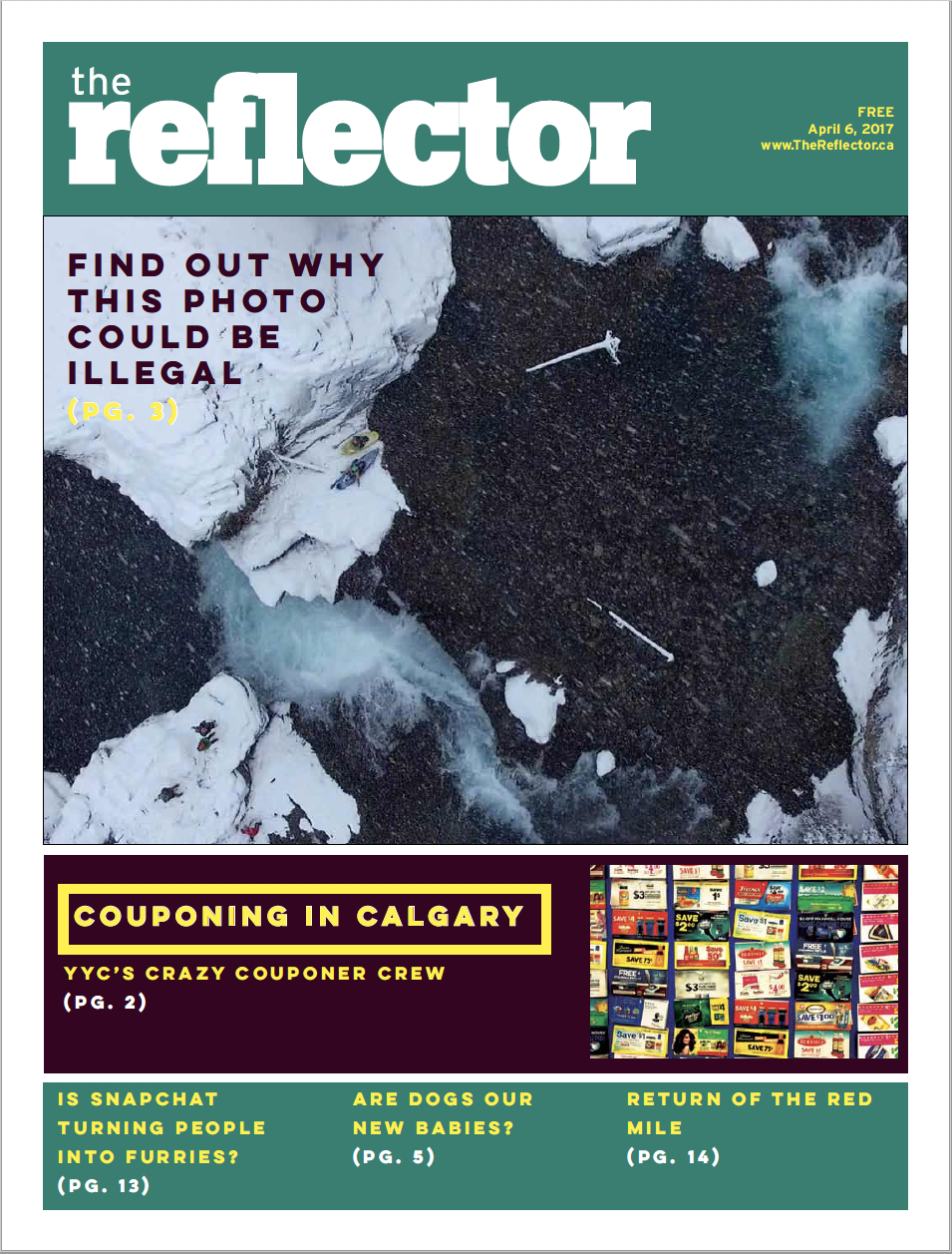 April 6 Cover
