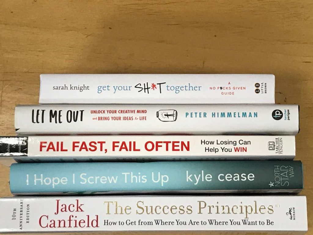 self-help-books